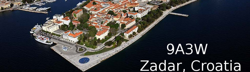 Radio club Jadera Zadar 9A1RKV 9A3W